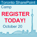 Toronto SharePoint Camp